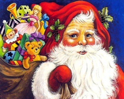 Moș Crăciun există!